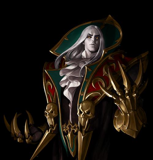 Vampire Elder Skin
