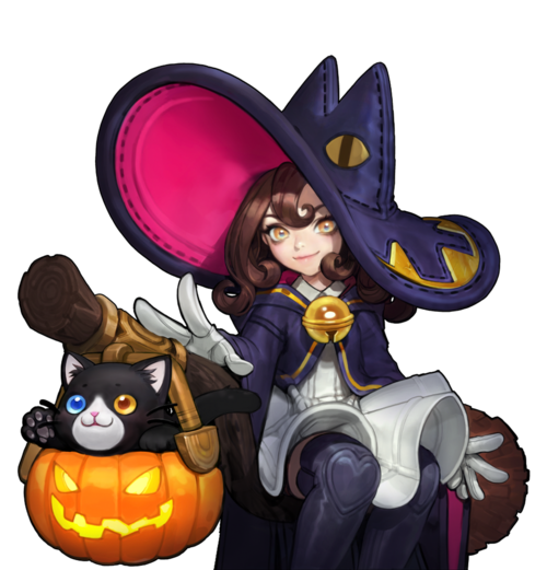 Little Witch Skin
