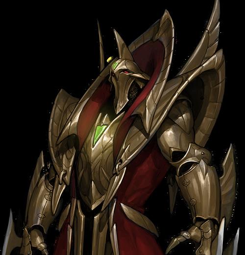 True Blood Emperor Skin