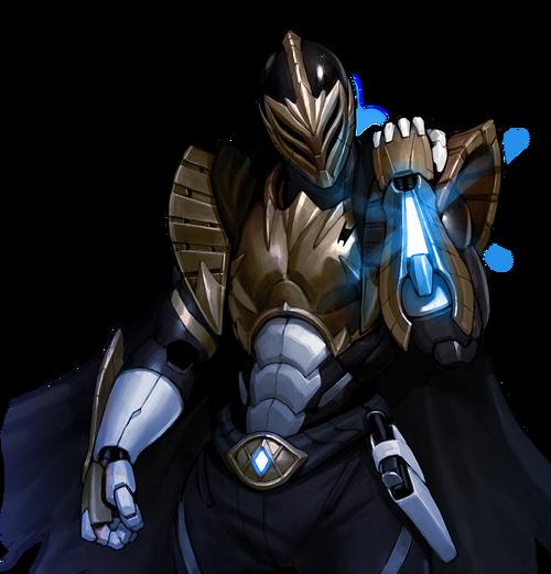 Dragon Force Skin