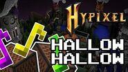 【Note Block】 Hypixel SkyBlock OST - Hallow Hallow (Halloween Event)