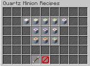 Minion Upgrades