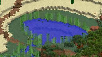 Mushroom Island Lake