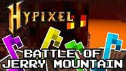 【Note Block】Hypixel SkyBlock OST - Blastin Banter Battle (Battle of Jerry Mountain)