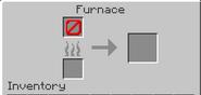 Barrier in furnace