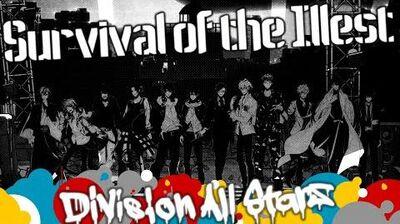 ゲームアプリ「ヒプノシスマイク_-Alternative_Rap_Battle-」OP曲『Survival_of_the_Illest』