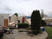May 31, 2013 EF3 St Louis tornado damage