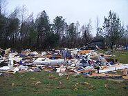 Kenly EF2 tornado November 15 2008