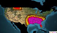 Day 2 hail outlook June 21 2025