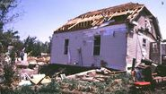 F-1 Tornado Damage