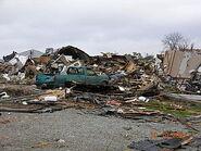 Tornado Damage Nappanee