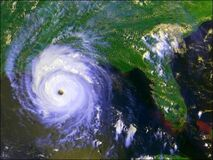 Hurricane Andrew - Louisiana - 2