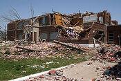 FEMA - 30070 - Greensburg High School tornado damage in Kansas