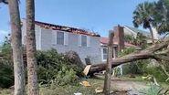 EF2 house damage