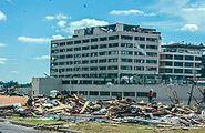 South Lake Hospital damage; May 2, 2018 (1)
