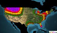 Day 8 Tornado Outlook