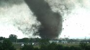 Wait this is the tornado in garland oh no