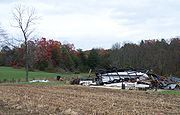 180px-Tornado damage in Laurel County, Kentucky