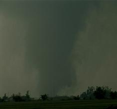 Tornado at peak strength at 5:32 PM.