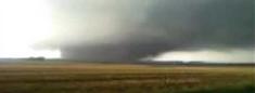 The Lexington, Mississippi EF5 near peak strength.