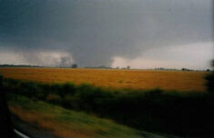 The Depauw, Indiana EF5 near peak strength.