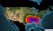 Day 2 tornado outlook June 21 2025