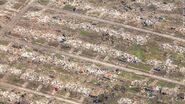 Midland tornado damage 2022