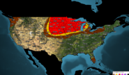 Day 6 Hail Outlook