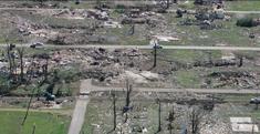 EF5 damage in Columbus, Ohio.