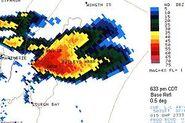 1998 Door County Tornado Radar