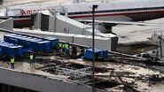 St. Louis Airport Damage