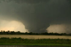 The Shawnee, Oklahoma EF5 near peak strength.