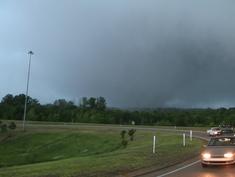 Tornado in Belleville at 7:18 PM.