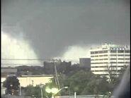 The EF2 tornado that hit Washington, D.C.