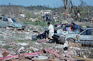 FEMA - 961 - Photograph by Liz Roll taken on 04-12-1998 in Alabama