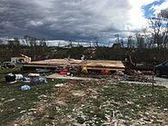 220px-April 15, 2018 Elon, Virginia EF3 tornado damage