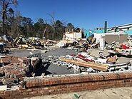 More Spencer EF4 damage