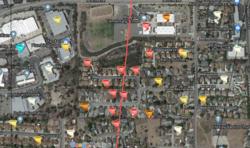 Vista CA tornado path - Pohl Plaza.png