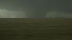 The Pierre, South Dakota EF4 near peak strength.