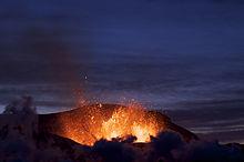 A Minor Eruption on January 26th, 2081