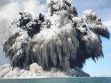 2019 eruption of Mt Vesuvius