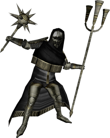 Knight of the Iron Triforce