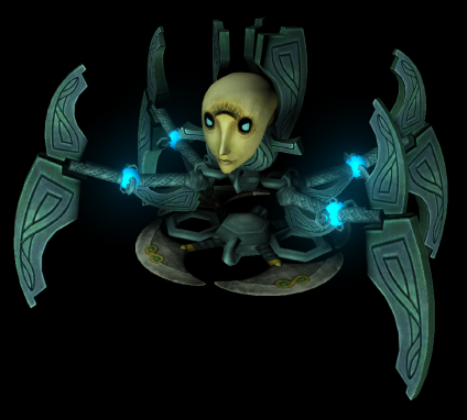 Blade Trap
