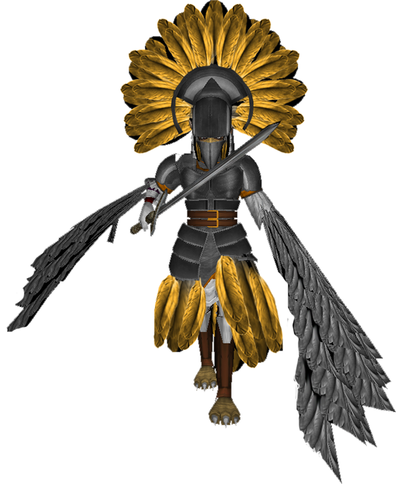 Sky Knights of Idalon