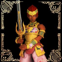 Golden Gladiator