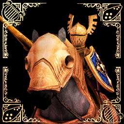 Knight of Red Lions