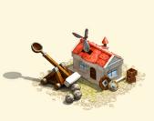 בית מלאכה מבנים