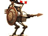 קרבות יבשתיים-היחידות והמחלקות