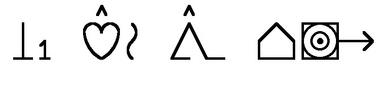 blissymbols