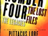 The Lost Files: The Legacies